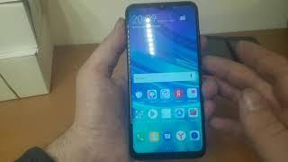 FRP! Huawei P Smart 2019 Android 9. Сброс google аккаунта. Без ПК!