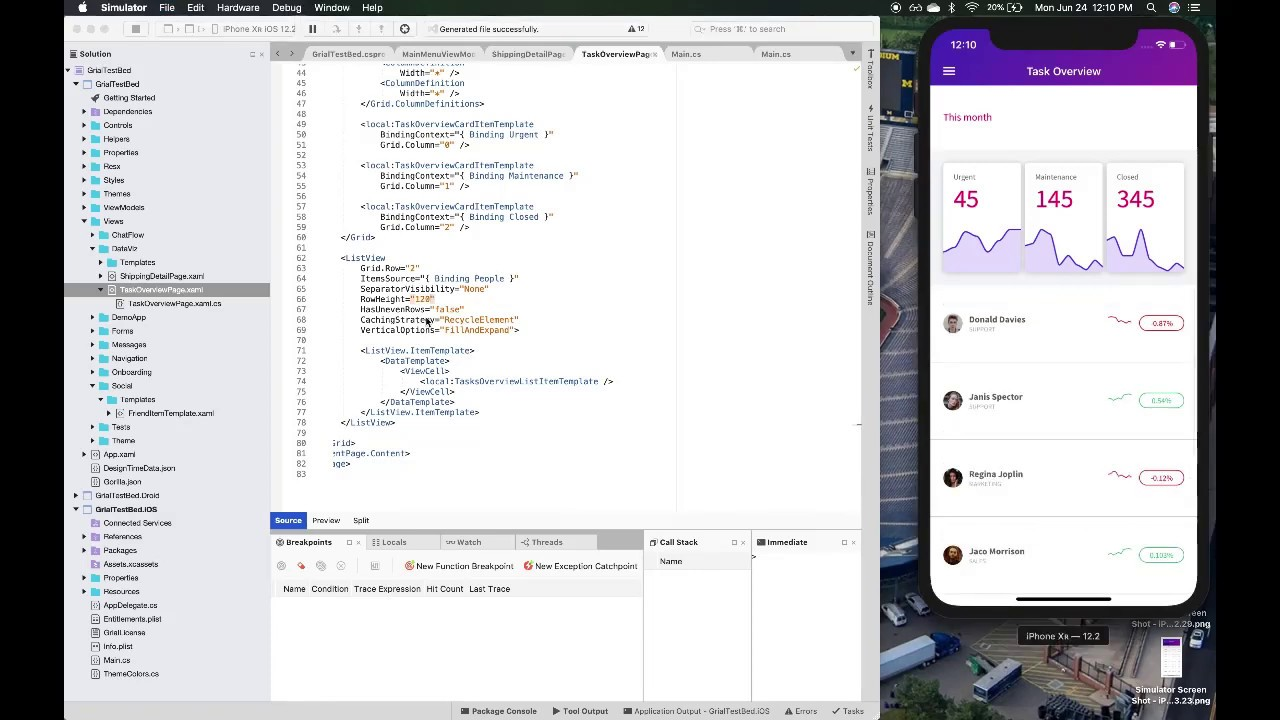 Visual Studio 2019 Previews released: What's new for Xamarin
