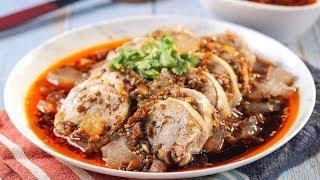 【1mintips】不輸醉雞的美味!想不到電鍋蒸雞腿,可以這樣變化!簡單電鍋菜,新手變大廚!