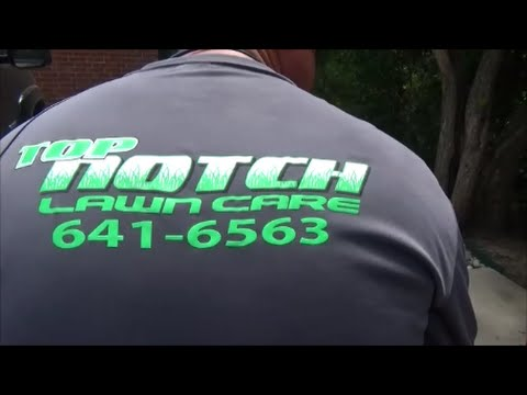 New lawn care shirts lawn care vlog 33 youtube for Lawn care t shirt designs
