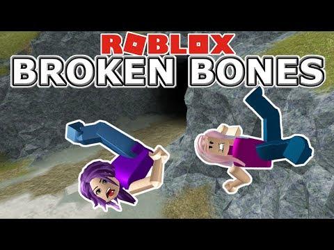 Roblox: Broken Bones Ultimate 🚑 / BREAK EVERY BONE IN YOUR BODY! 💀 OOF!