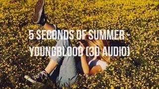 5 Seconds Of Summer - Youngblood | 3D Audio