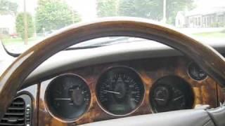 1999 Jaguar XK8 Test Driving and Acceleration