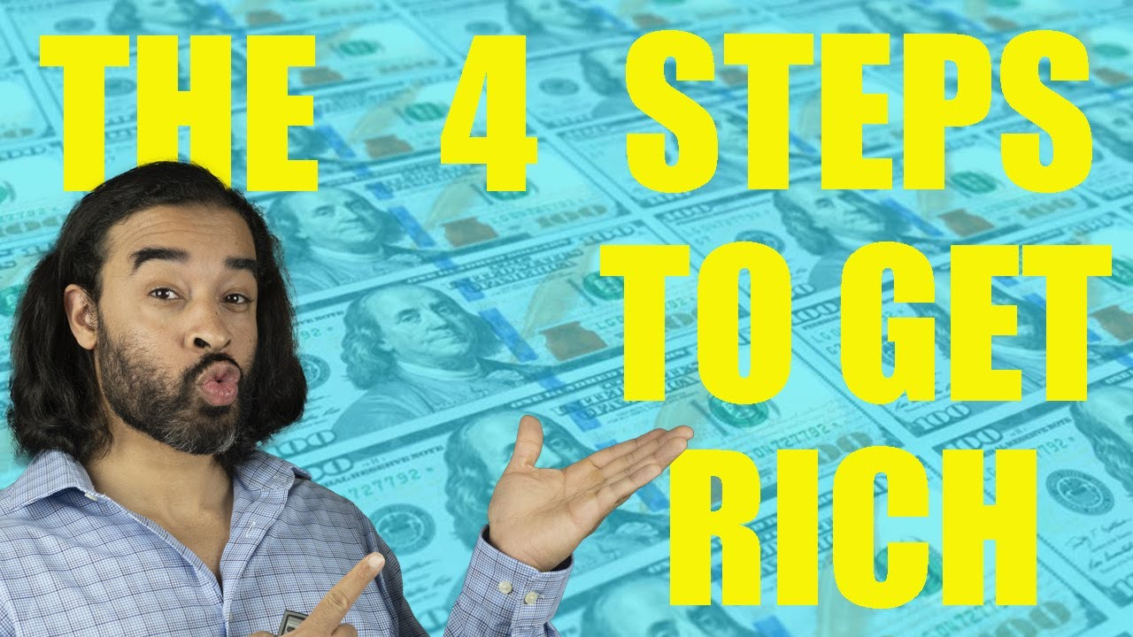 How To Get Rich Without Getting Lucky | The Order of Operations of Wealth Creation #howtogetrich