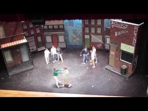 West Side Story- East Islip High School Musical 2015