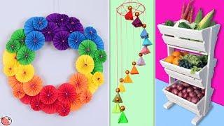 More HelpFull !!! Easy DIY Room Decor & Organization Idea !!!
