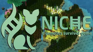 let's Try Niche - a genetics survival game