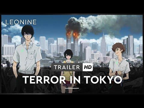Terror in Tokio - Trailer (deutsch/german)