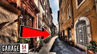 МЫ ПОТЕРЯЛИСЬ в ИТАЛИИ 😱 Гараж 54 LIFE