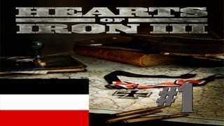 Hearts of Iron 3: Semper Fi - Germany - Ep 1 - Let