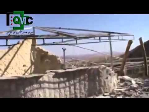 Syrian Rebels films Uncut the city after the Battle between SAA and FSA