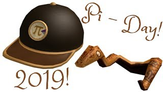 ROBLOX PI DAY ITEMS 2019!