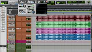 How To Set Up Your Pro Tools Session to Mix Drums