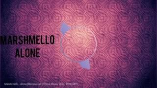 Marshmello - Alone Unofficial Music Video