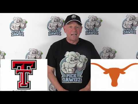 Texas vs Texas Tech 3/12/20 Free College Basketball Pick and Prediction CBB Betting Tips