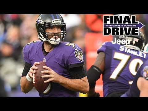 Joe Flacco Discusses His Top Areas To Improve  | Final Drive | Baltimore Ravens