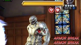 mcoc kr thor x5 armor break