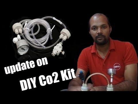 DIY Co2 Kit Updated || Cheap Co2 for planted aquarium || DIY Aquarium Co2