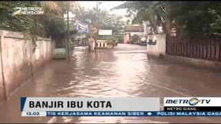 Berita Terbaru Hari Ini 24 Januari 2016 Kinerja AHOK:Belum Sehari Banjir Di Petogogan Suda