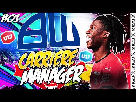 FIFA 21   UNE CARRIERE AVEC LES MEILLEURS U17 #01
