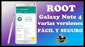 GALAXY Note 4 - Instalar Sistema Original / Flashear
