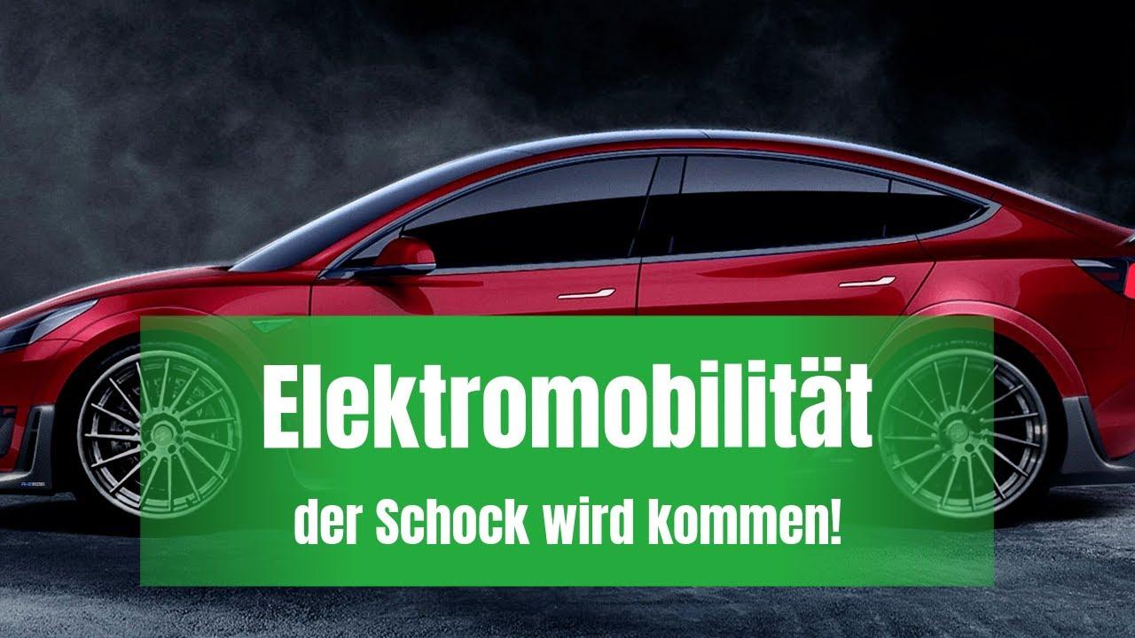 Обложка видеозаписи Elektromobilität der Schock wird kommen.