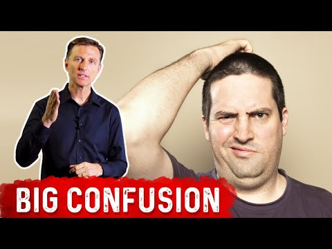 #1 Confusion of Every Person Struggling with Weight Loss - Dr.Berg
