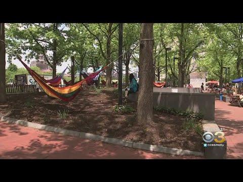Spruce Street Harbor Park, RiverRink Open On Delaware River Waterfront Friday