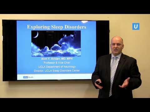 Exploring Sleep Disorders   UCLAMDChat Webinars
