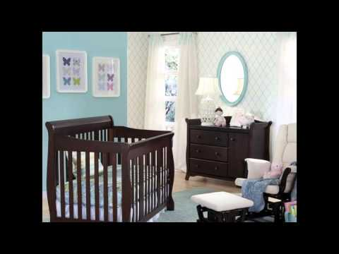 Original Stork Craft Tuscany 4 in 1 Crib