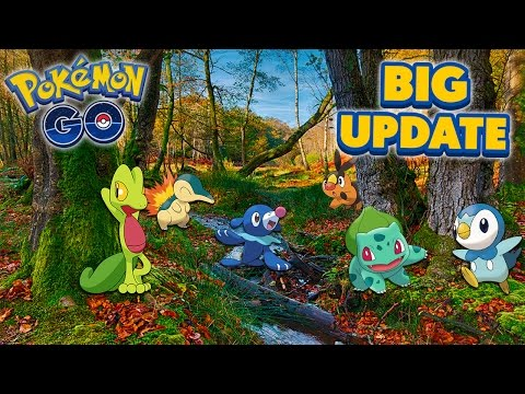 Pokémon GO - NEW GAME-CHANGING UPDATE LEAKED: New Evolution Method, Candies, Stardust & New Items!