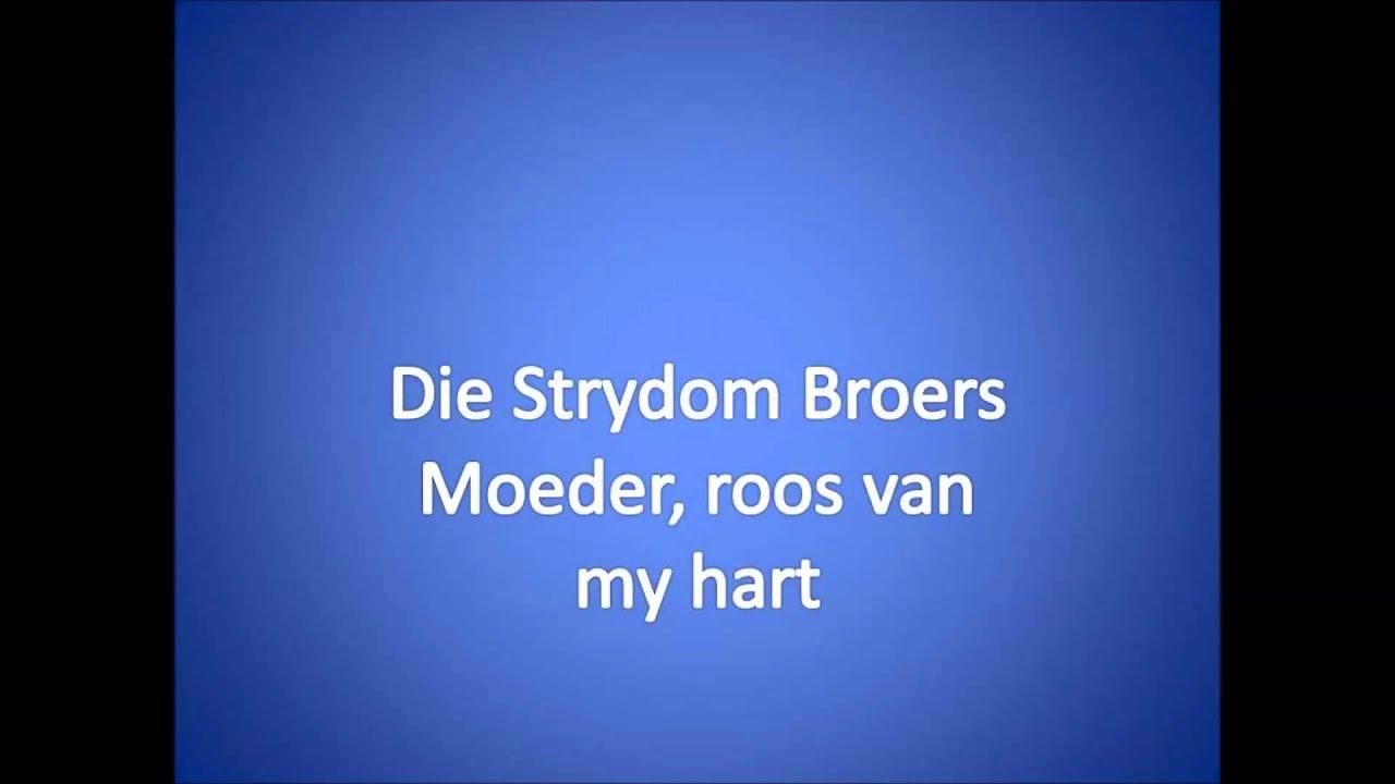 Download Moeder, roos van my hart ~ Die Strydom Broers