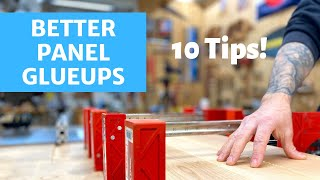 10 Tips for Wide Panels that Stay FLAT
