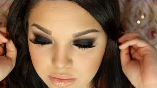 how to smokey eyes for beginners