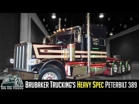 Brubaker Trucking's Heavy