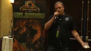 Privateer Press Keynote 2015 Presentation - 1/2