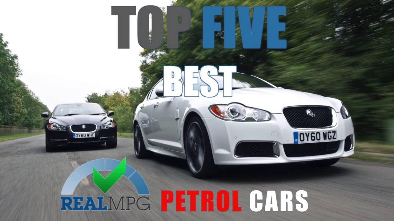 Top 5 Real Mpg Best Petrol Cars