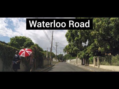 Waterloo Road, Rollington Town, Kingston, Jamaica