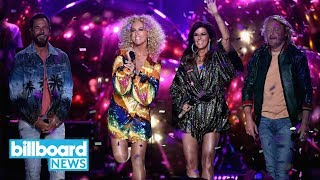 Little Big Town Open the 2018 CMT Music Awards With 'Summer Fever' Performance | Billboard News