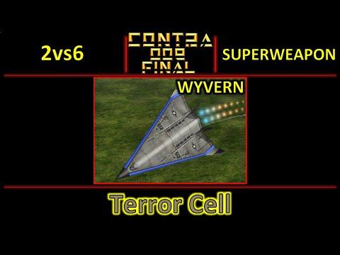 Contra 009 Final - 2vs6 - Jundiyy Paradox - Terror Cell