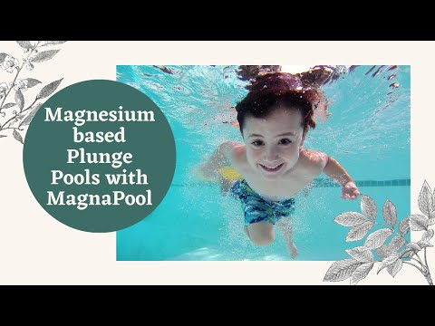Magnesium Based Plunge Pools With MagnaPool | Plunge Pools Direct