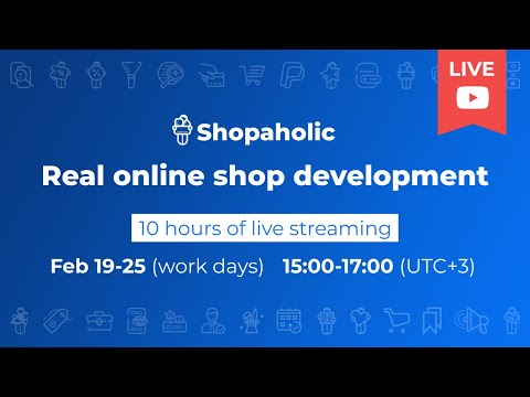 Разработка интернет-магазина на Shopaholic [October CMS, Laravel] #1