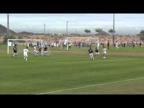 Lee Perkins 2013 Soccer Highlights
