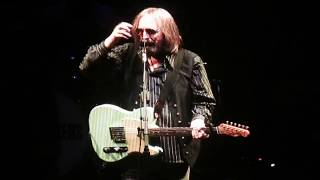 Tom Petty - Forgotten Man- Boston Garden - Boston MA July 20, 2017