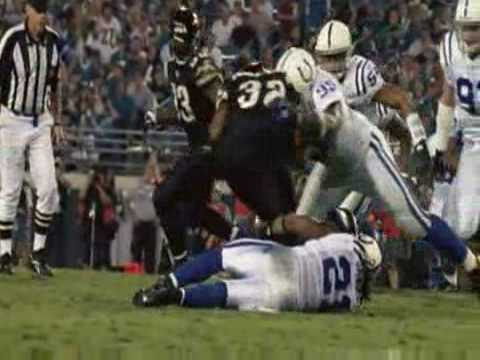 Maurice Jones Drew VS Joseph Addai