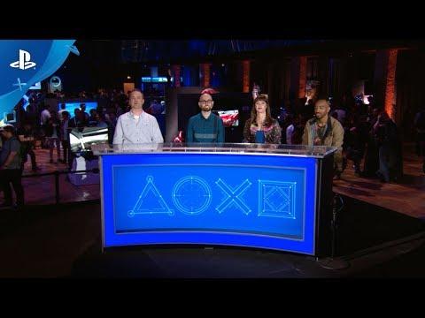 PlayStation Live from E3 2017: Pre-Media Showcase