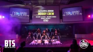 BTS 2K17 - CHOREOGRAPHIC 2°Place (Junior B) \\ Moody Crew (Italy)