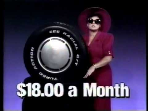 Cheap Tire Store Ad 1994 Baton Rouge Youtube