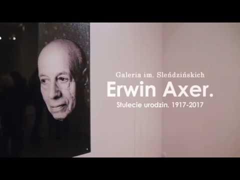 Erwin Axer. Stulecie urodzin. 1917-2017 | Białystok - wernisaż