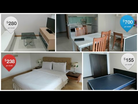 FINDING AN APARTMENT IN CHIANG MAI (WITH PRICES) | DIGITAL NOMAD VLOG 11
